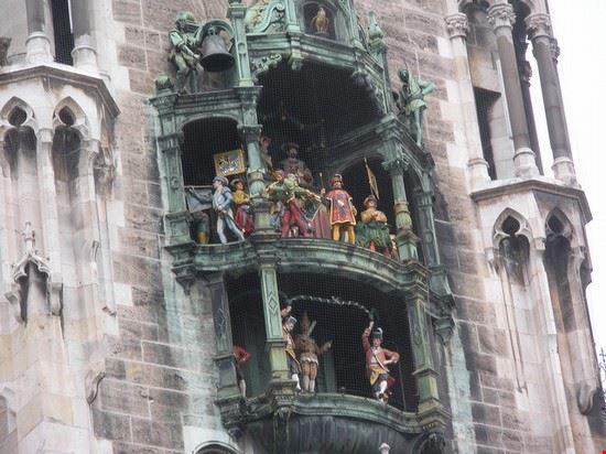 54970 monaco carillon a marienplatz monaco