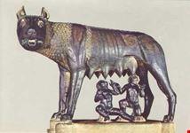 roma lupa capitolina opera etrusca iv-v sec