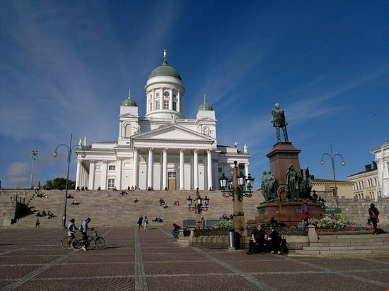 Piazza del Senato e Cattedrale