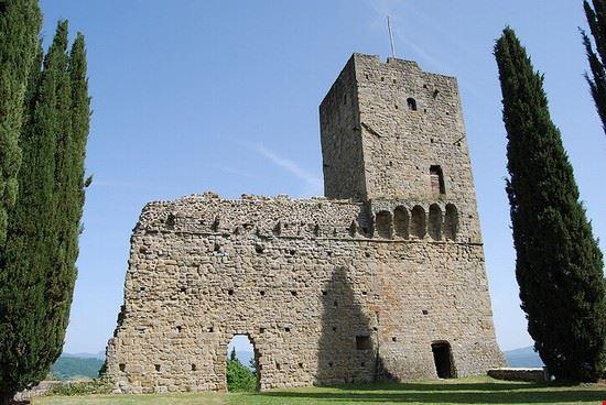 arezzo castello di romena