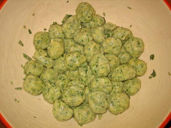 arezzo gnocchi del casentino piatti tipico aretino
