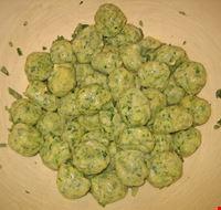 Gnocchi del Casentino, piatti tipico aretino