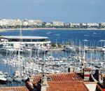 Il vieux port a Cannes