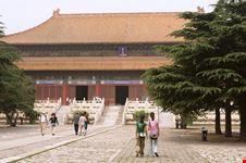 pechino tombe della dinastia ming pechino
