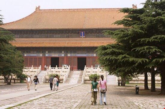 55054 pechino tombe della dinastia ming pechino