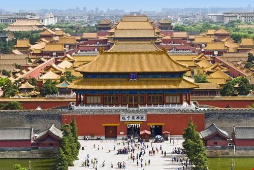 55057 pechino citta proibita a pechino