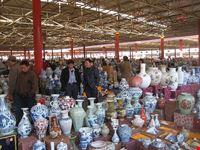pechino mercato a liulichang pechino