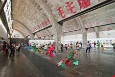 pechino dashanzi art district 798 space a pechino