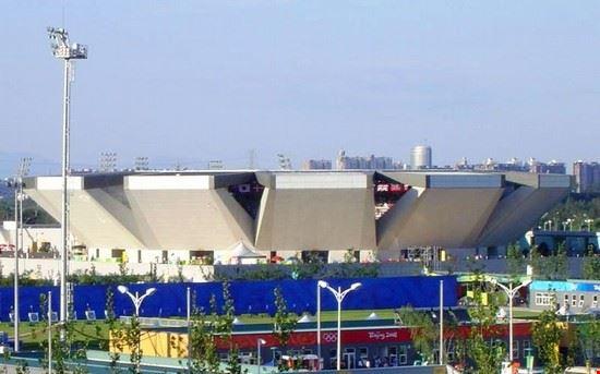 pechino olympic green tennis centre a pechino