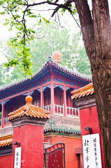 pechino pechino ad aprile