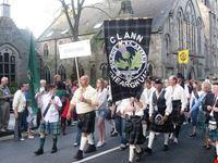 edimburgo raduno dei clan the gathering a edimburgo