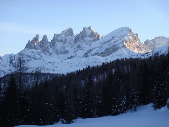 Falcade guida turistica - Immagini da colorare delle montagne ...