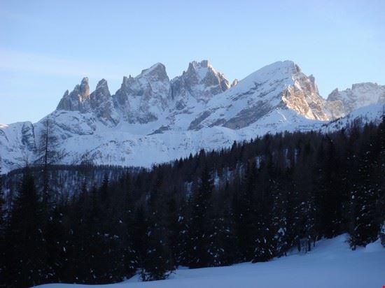 Lo splendore delle montagne falcadine!