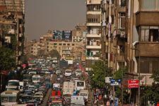 Il traffico de Il Cairo