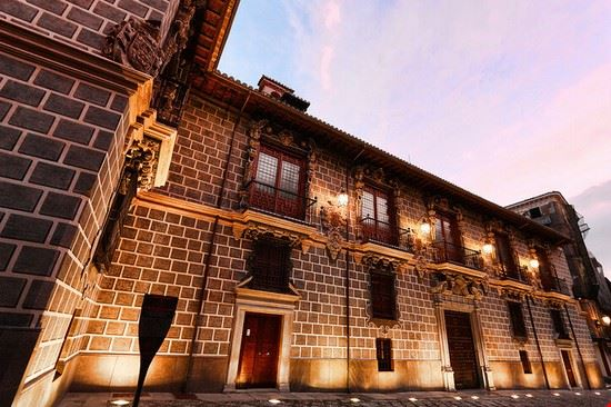 granada palacio de la madraza
