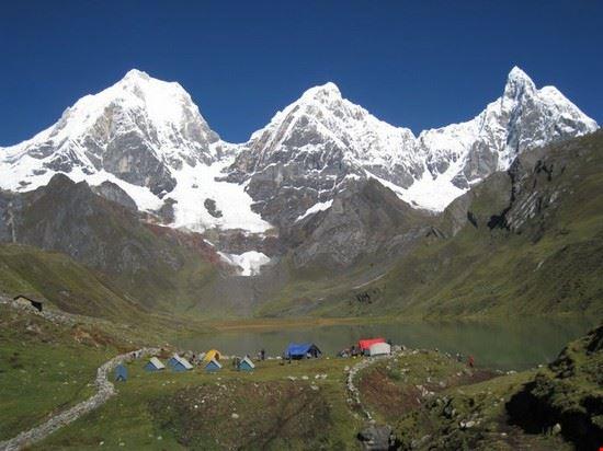 Cordillera Huayhuash Trekking Peru