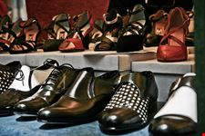 Scarpe da Tango alla Feria de Mataderos