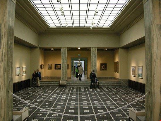 55438 zurigo museo kunsthaus a zurigo