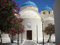 chiesa santorini