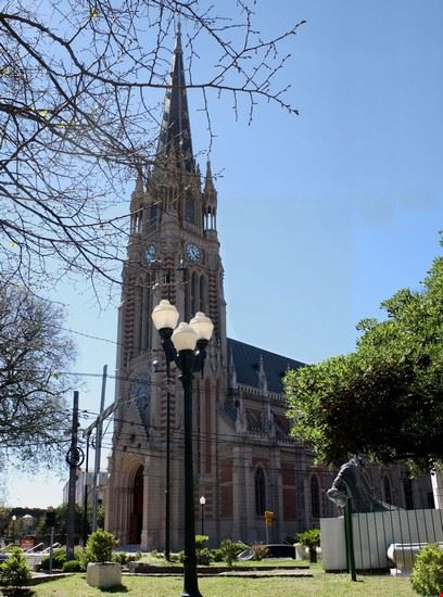 buenos aires cattedrale di san isidro
