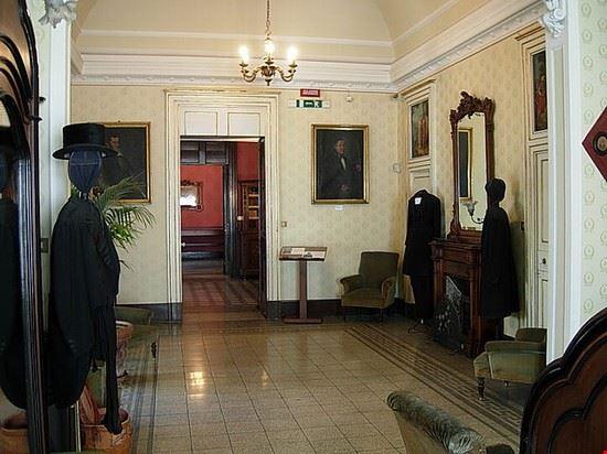 La casa di Giovanni Verga a Catania
