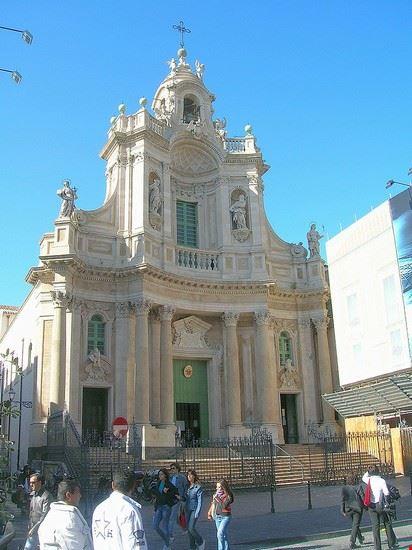Basilica Collegiata di Catania
