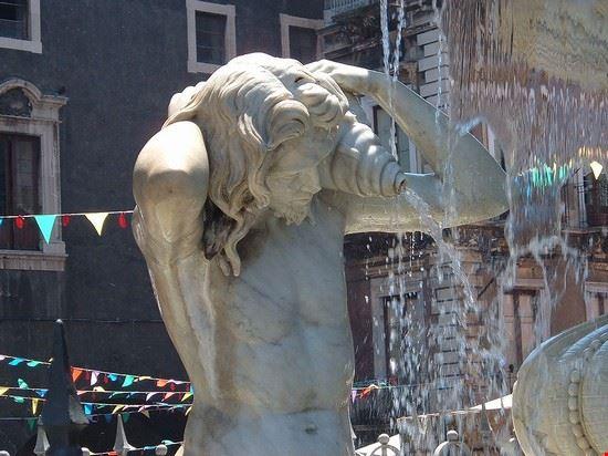 La Fontana dell'Amenano