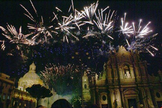 55596 catania festeggiamenti per sant  agata