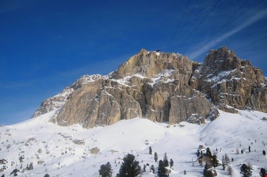 Vetta del monte Lagazuoi