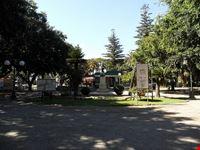 reggio calabria ingresso principale della villa comunale