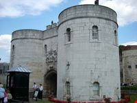 tower of london prison londra