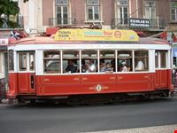 Lisbona sightseeing bus