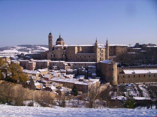 Il centro storico visto dalla Fortezza Albornoz