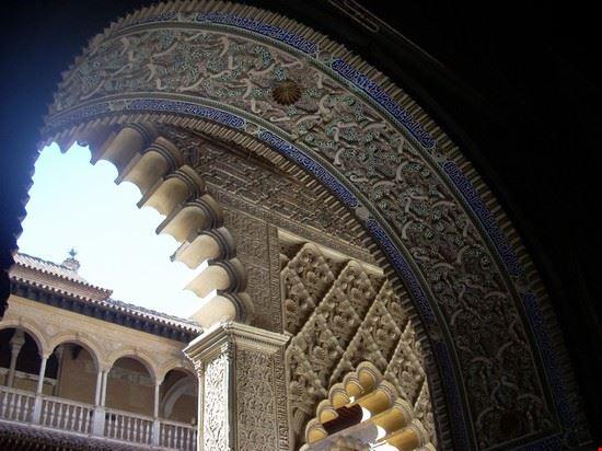 Archi del Real Alcazar