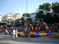 Plaza Bib Rambla il giorno del Corpus Domini