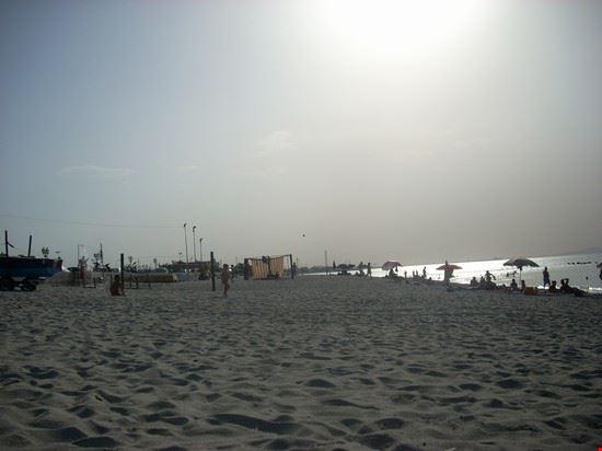 Spiaggia di Fondachello (frazione del comune di Valdina sulla costa tirrenica)