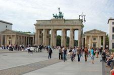 brandenburger tor in berlin berlin