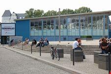 traenenpalast am bahnhof berlin-friedrichstr berlin