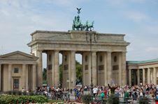 brandenburger tor am pariser platz berlin berlin