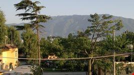 vista sui monti lattari pompei