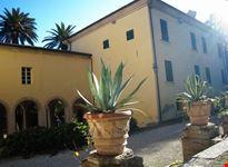 Villa Baruchello: gli edifici del complesso