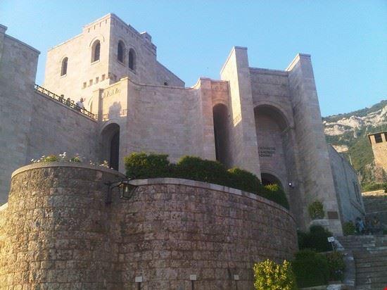 castello di kruje durazzo
