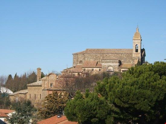 la chiesa dell'Osservanza