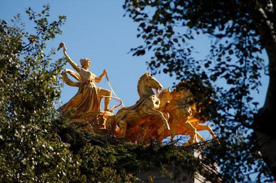 Cavalli d'oro
