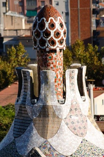 Tetto Gaudì