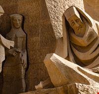 56435 statua sagrada familia barcellona