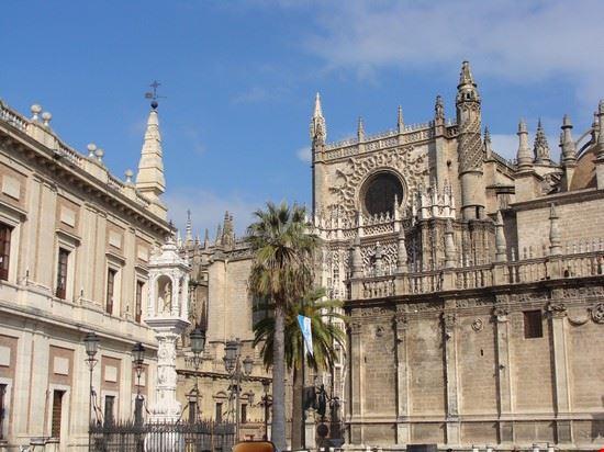 56492 siviglia cattedrale di siviglia