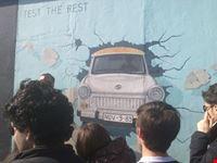 immagine muro berlino