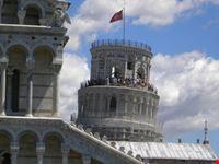 pisa sommita della torre