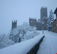 Via Solata con neve